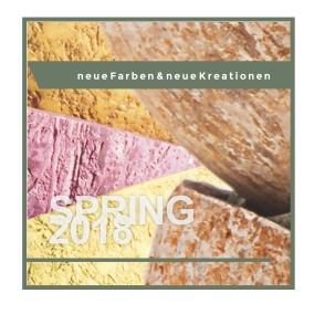 Spring 2018 ´Neue Farben & Kreationen´