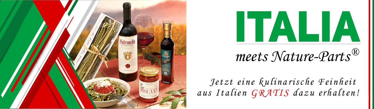 Italia meets Nature-Parts