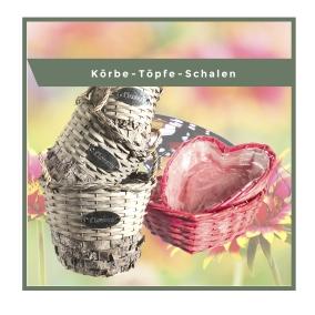 Körbe - Töpfe - Schalen