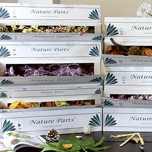 NatureParts® Boxen auf einen Blick