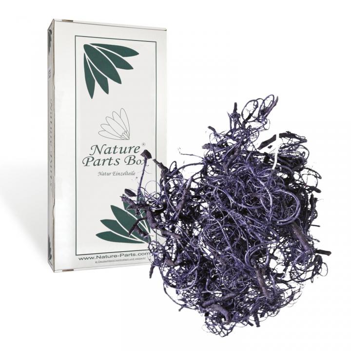 Curly Moos in Violettspring ( 1kg )