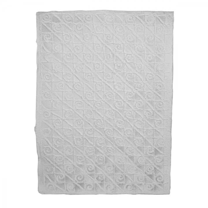 Set Handgeschöpftes Papier ´Natur Hell´ mit Motiven [80x55cm - 10 Stück]