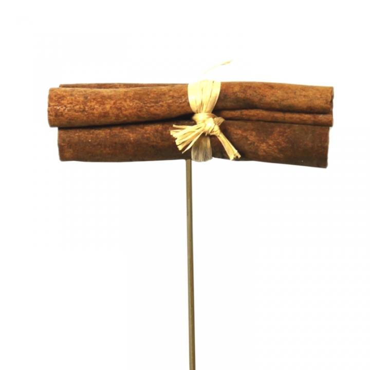 Zimt Bund am Stab Natur Größe ca. 8 x 30 cm 100 Stück