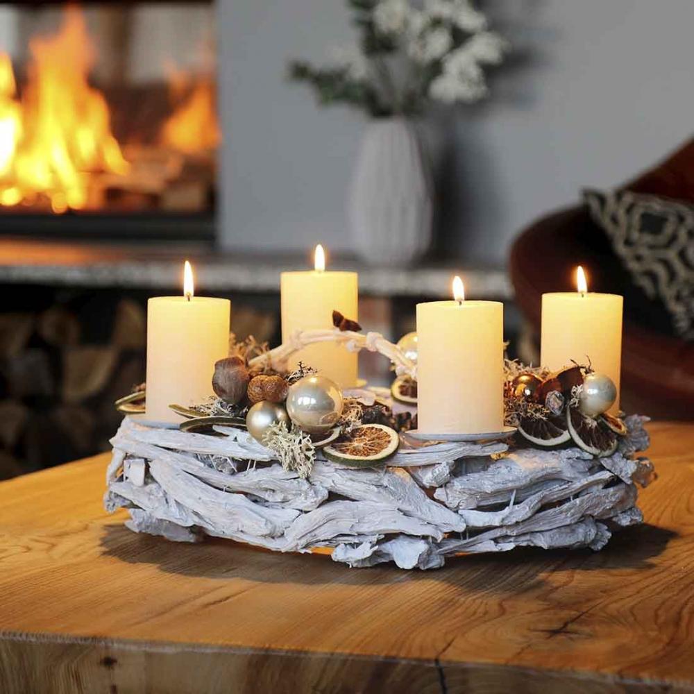 oppacher advent adventskranz in einer. Black Bedroom Furniture Sets. Home Design Ideas