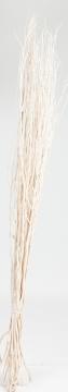 White Lady Deko Zweige in Gebleicht, Größe 1m