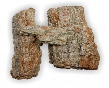 Pinienrinde in Stonewashed Optik [Gr. 9x18 – 20x40cm] im Großkarton