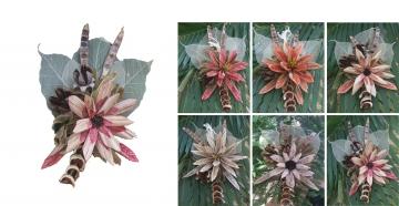 Exotic Flower Sortiment 24tlg.