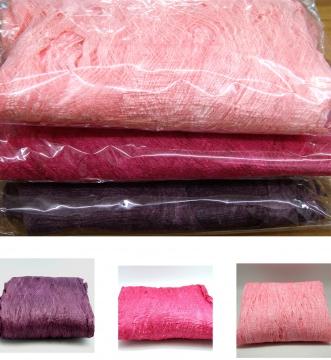 Maulbeerbaum Rinde Set Rosa/ Pink/ Brombeer (3fach je 1 Stück á ca. 250g)
