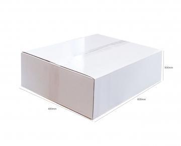 5 Stück  Versandkartons 50cm hoch Qualität 2,40 BC-Welle, extrem stabil, Kartonage 600x400x500