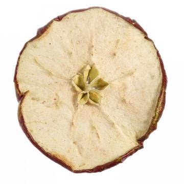 Apfelscheiben in Rot ( 1000g )