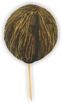 Mintolla Ball am Stab in Natur (32 Stück)