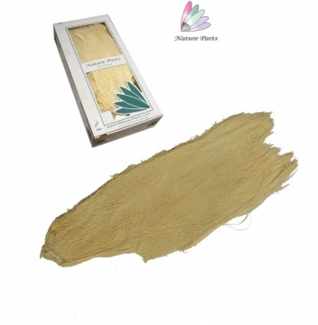 Palmbakla Palmfaser gebleicht  (500g )
