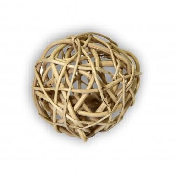 Lata Ball Natur ( Ø 6,5cm - 70 Stück )