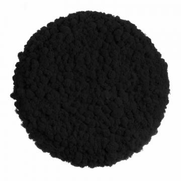 Moos ´Circle´ Islandmoos Kaviar Ø 40 cm