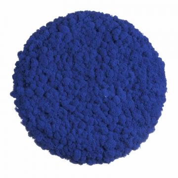 Moos ´Circle´ Islandmoos Königsblau Ø 40 cm