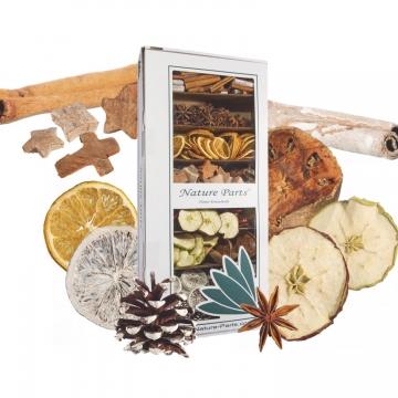 Sortiment mit 13 verschiedenen Früchten & Exoten in Natur und Frosted ( ca. 1,5 kg )