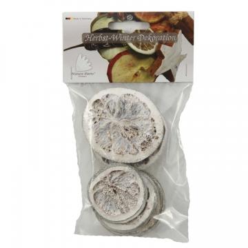 Limettenscheiben Stonewashed im Polybeutel (25 Stück)