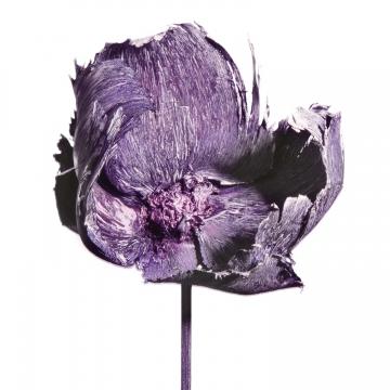 Palm Cup am Stiel in Violettspring [40 Stück]