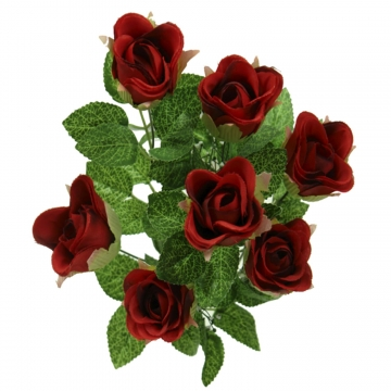 Rosenstrauß Rot