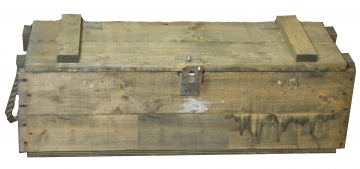 Dekokiste ´Military Look´ Munitionskiste original [L75,5xB23,5xH26,0]