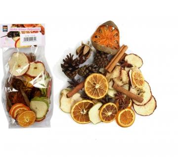 Fruchtmix im Polybeutel 7 verschiedene Früchte im Mix