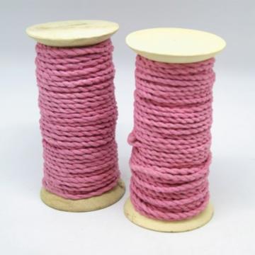 Maulbeerbaum Kordel Schnur in Pink ( Ø 6-8mm Länge 10m )